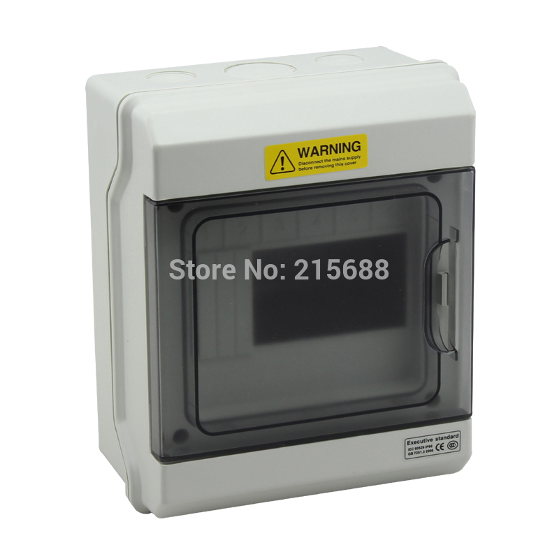 Saipwell 2014 New Hot Sale Best Plastic IP67 Waterproof Indoor Outdoor Distribution Box High Quality GDB