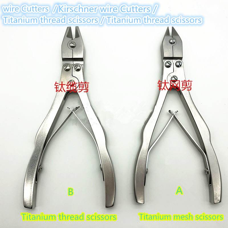Kirschner Wire Cutter Pin Cutter Wire Cutter Orthopedics Surgical Instrument