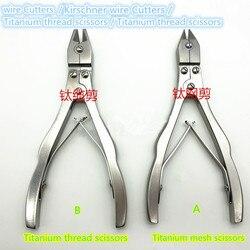 Kirschnerdraht Cutter pin cutter draht Cutter orthopädie chirurgische instrument