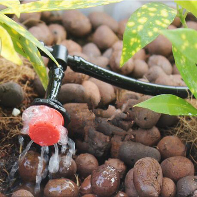 10m Diy Drip Irrigation System Plant Automatic Self Watering Garden Hose Arrosage Automatique Micro Drip Garden