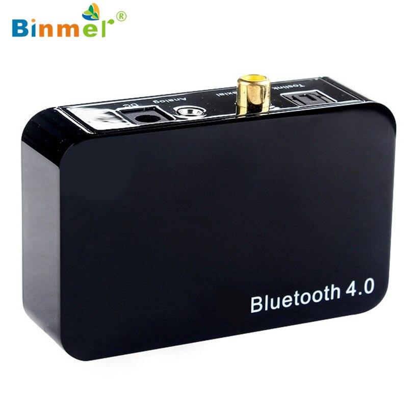 Binmer 2017 Bluetooth 4.0 Music Receiver Aptx Digital optical coaxial / 3.5mm outputFreeshiping Sep 13
