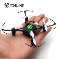 Eachine H8 Mini Headless RC Helicopter Modus 2.4G 4CH 6 As Quadcopter RTF Afstandsbediening Speelgoed