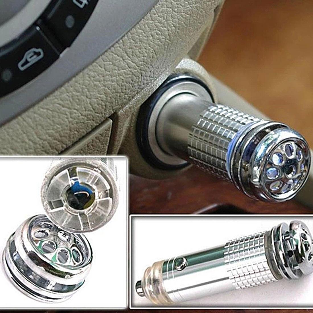 Gorąca sprzedaż wielobarwne opcjonalnie prawdziwa skuteczna dekoracja samochodu elektrycznego, praktyczny Mini układ, oczyszczacz bar tlenowy jonizator