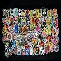 Pegatinas 100 unids/set Mixta Etiqueta Engomada Divertida 3 Clases para Niños Decoración Para El Hogar Doodle JDM en Frigorífico Skateboard Laptop Sticker Decal Classic juguete