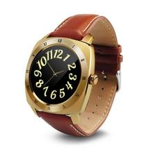 Dm88 smart watch 128 mb + 64 mb bluetooth 4.0 relógio de pulso pedômetro monitor de sono para androld smartwatches & ios para o relógio dos homens mulheres