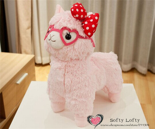 Alpacasso with glasses Middle - 3