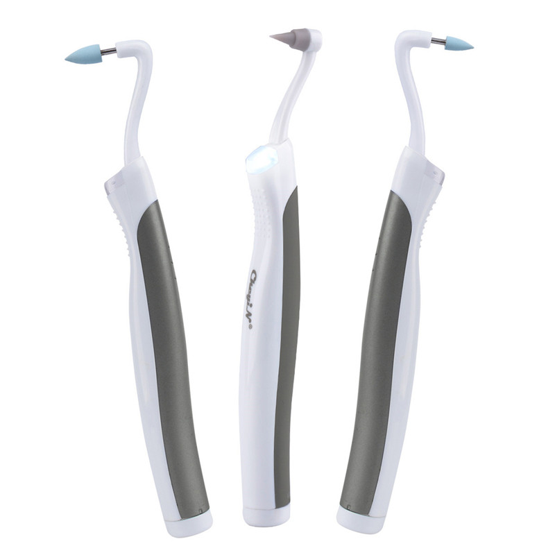 3 in 1 LED sonic vibration dental cleaner 3