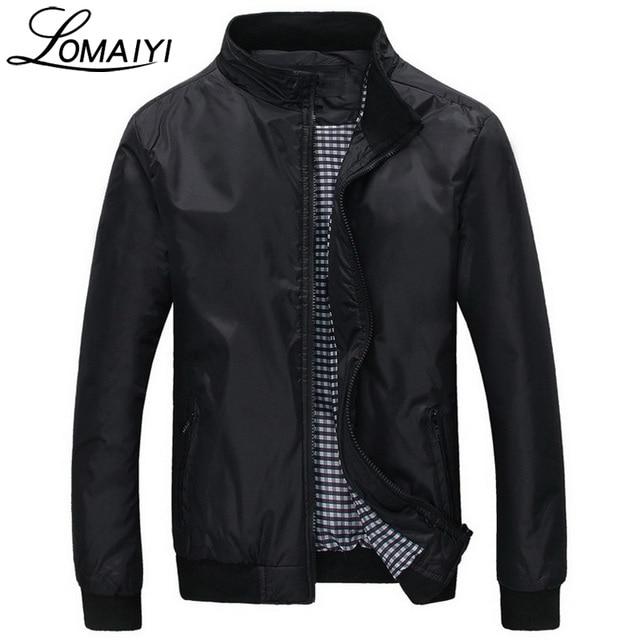 Aliexpress.com : Buy LOMAIYI Fashion Male Jacket Coat Men 2017 ...