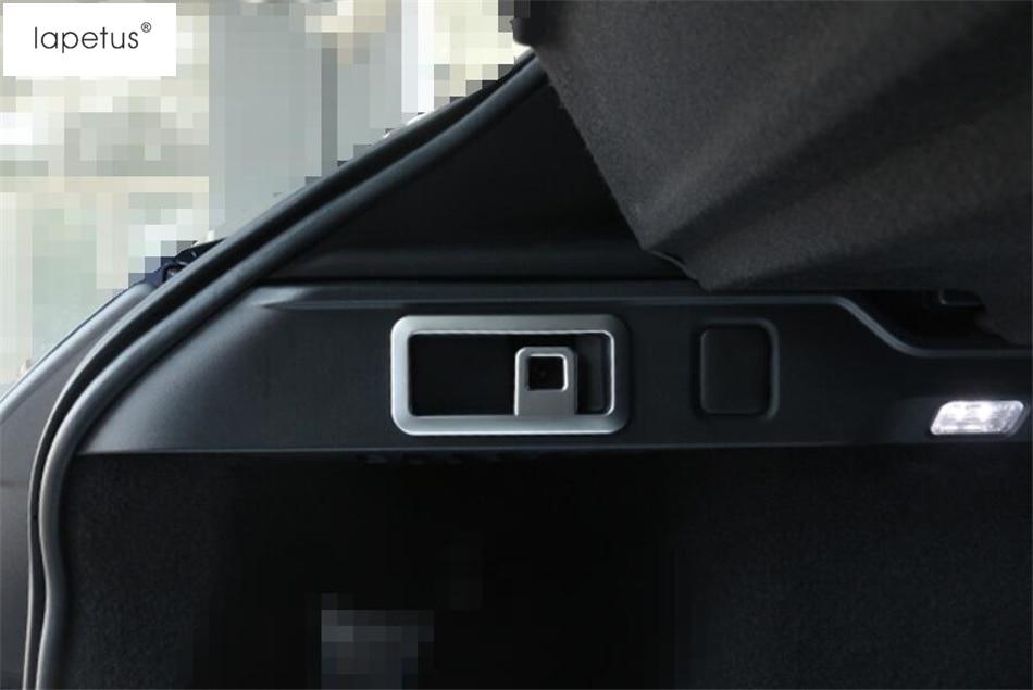 Lapetus accesorios aptos para Jaguar F-Pace 2017 2018 2019 ABS cola - Accesorios de interior de coche