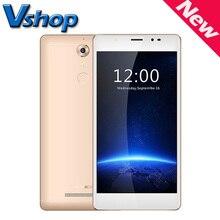Оригинал LEAGOO T1 Android 6.0 4 Г LTE MT6737 Quad Core ОЗУ 2 ГБ ROM 16 ГБ 5.0 дюймов IPS 2.5D Дуги Дисплей V4.1 Bluetooth смартфон