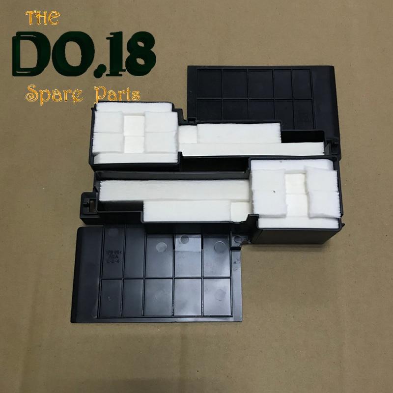 16PCS Original L301 Waste Ink Tank Pad Sponge for Epson L300 L303 L350 L351 L353 L358