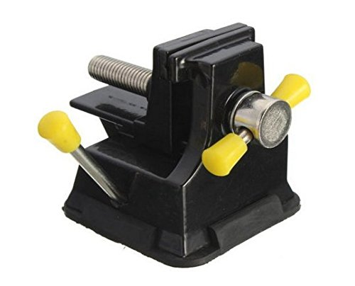 Mini Table Carving bench vise BenchVise Clamp Rubber Suction Base Carving Fixture