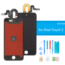 Luxury Suit LCD Display for Apple iPod Touch 5 5th Gen Touch Screen Display Digitizer Assembly for iPod Touch 5 + Repair Tools все цены
