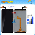 5.5 polegada LCD Screen Display LCD de Toque Digitador Assembléia Tela para alcatel one touch idol 3 6045 ot6045 6045y preto + ferramentas
