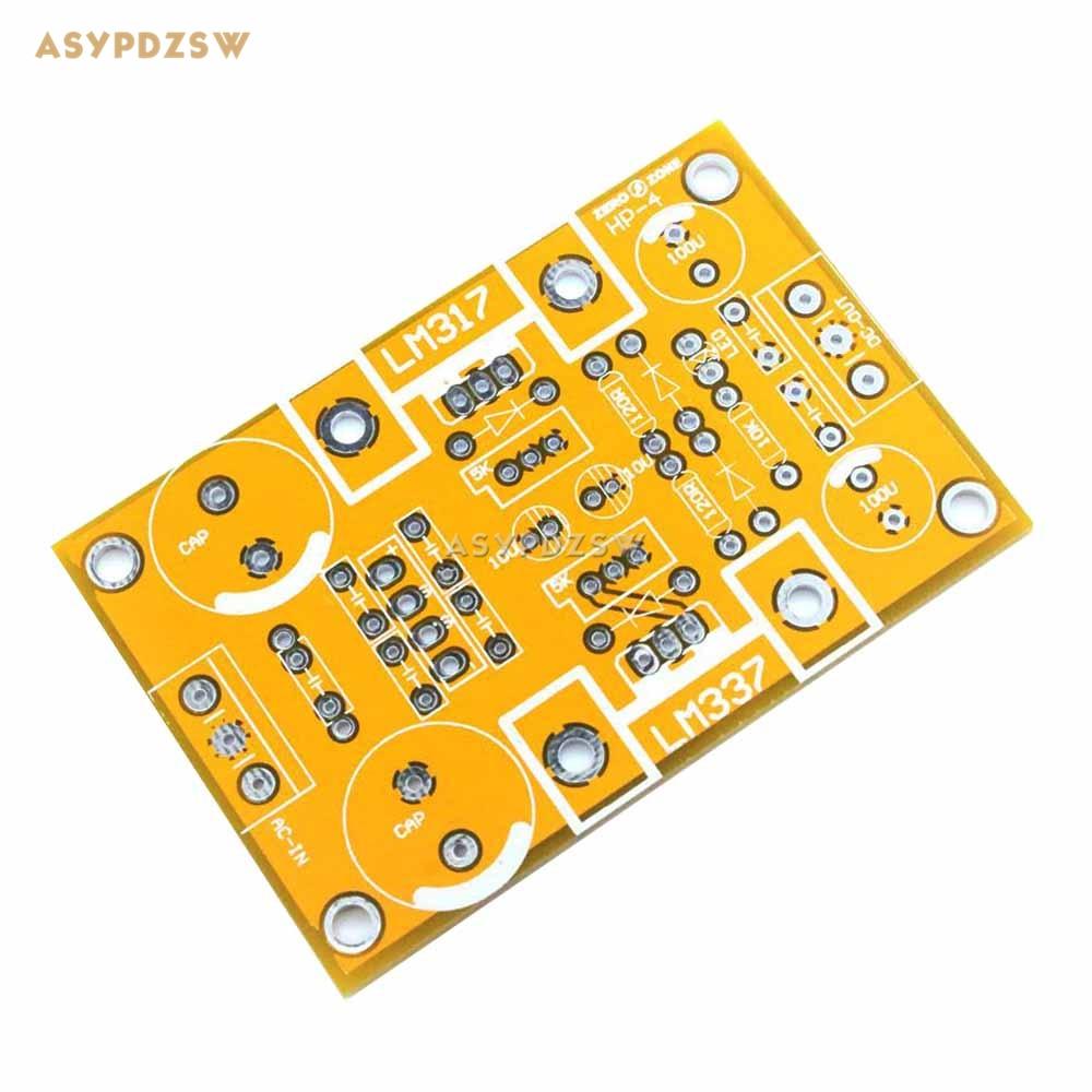 Hp4 Lm317 Lm337 Regulowany Filtrowanie Zasilania Pcb Regulator Psu Linear Regulated Dual Polarity Power Supply By And W Od Ac Dc