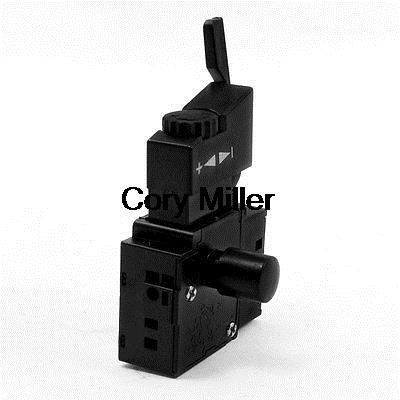 AC 250V 6A Manual Operation Lock Speed Control Switch FA2-6/1BEK for Power Tool 6 250 791576