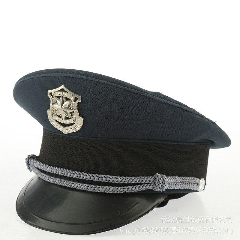 hommes-securite-publique-personnel-armee-visiere-casquette-cosplay-militaire-casquettes-police-chapeau-halloween-noel-cadeau-festival-nouvel-an
