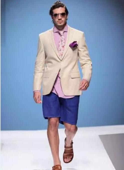 Abbigliamento uomo per matrimonio in spiaggia