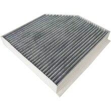 Воздушный фильтр для салона audi A4 A5 Q5(8R) 2,0 TDI A4L/A5/S5/B8. PORSCHE MACAN 2,0/3,0 oem: 8K0819439A