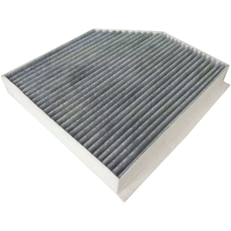 cabin air filter for <font><b>audi</b></font> <font><b>A4</b></font> A5 Q5 (8R) 2.0 TDI A4L / A5 / S5 / <font><b>B8</b></font> .PORSCHE MACAN 2.0 / 3.0 oem:8K0819439A image