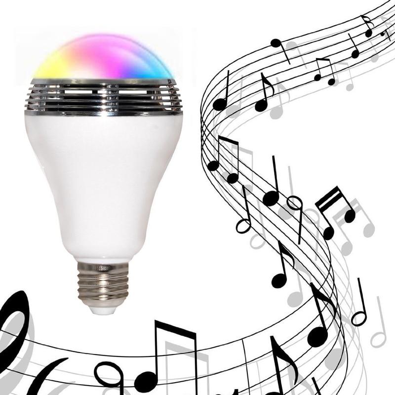 Bluetooth Music Light Bulb