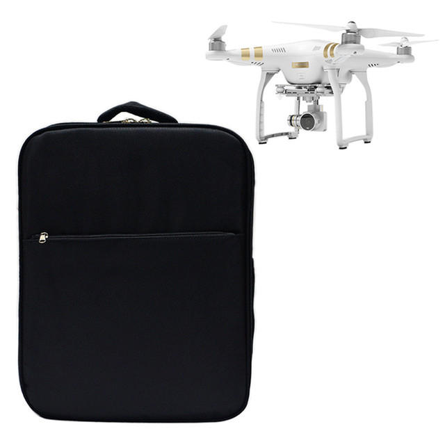 High Quality Carrying Shoulder Case Backpack Bag for DJI Phantom 3/4 Professional Advanced New Toys Wholesale Free Shipping