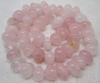 7 13mm Natural Rose Quartz Freeform Loose Beads 15 Min Order Is 10 We Provide Mixed