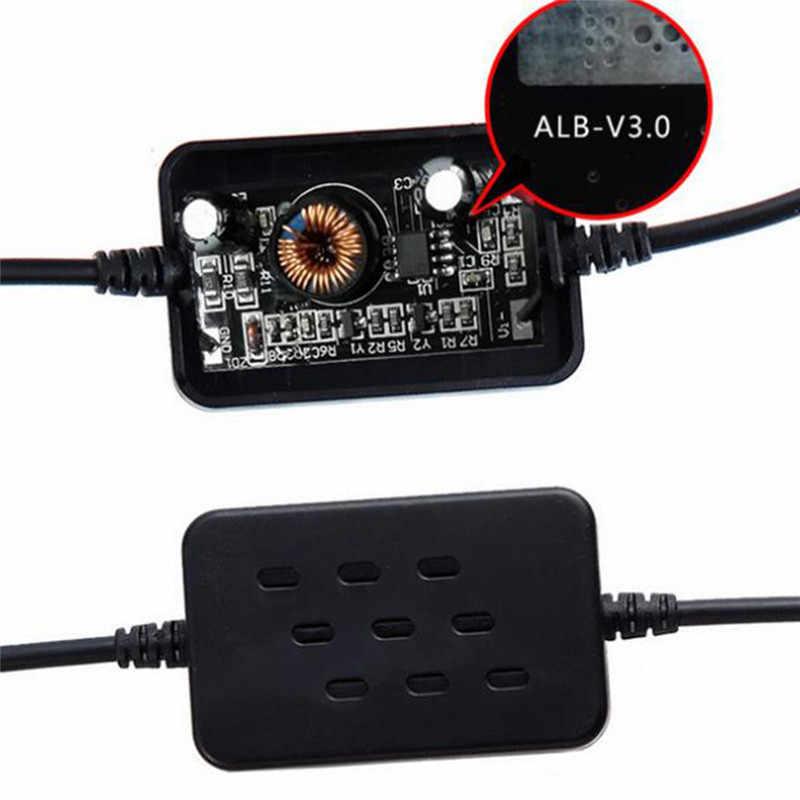 Kelas Tinggi 2 * 1.18in Mikro/Mini USB Hard Kabel Charger Mobil Power Inverter Converter untuk Tablet Ponsel DVR perekam GPS