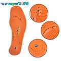1 Par Imán La Terapia Magnética Health Care Foot Massage Plantillas Hombres/Mujeres Pads Comfort Masajeador Cuidado de los Pies de Los Hombres/mujeres
