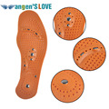 1Pair Magnetic Therapy Magnet Health Care Foot Massage Insoles Men/ Women Comfort Pads Foot Care Massager Men/ Women