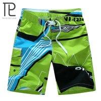 2017 New Arrivals Summer Men Board Shorts Casual Quick Dry Beach Shorts M 6XL AYG215