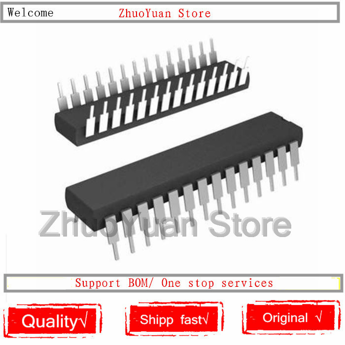 1PCS/lot PIC18F2550-I/SP PIC18F2550 DIP28 18F2550  New Original IC Chip