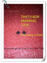 10PCS THS7316DR THS7316D THS7316 MARKING 7316  100%NEW