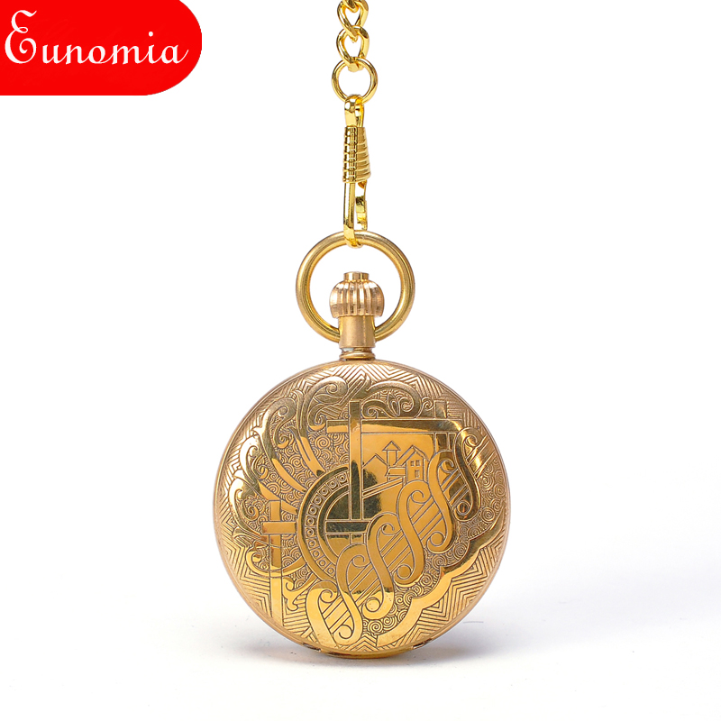 advanced shining gold musical note wind