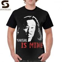 Mortal Kombat X T Shirt Shang Tsung T-Shirt Mens Printed Graphic Tee Funny Classic Short Sleeves 6xl Tshirt