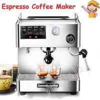220 v Máquina de Café Expresso máquina de Café Semi Máquina de Fazer Café Espresso Máquina de Café para o Escritório Comercial Do Usuário CRM3012