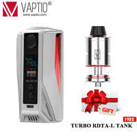 Vape mod Vaptio N1 Pro 240W MOD Electronic Cigarette Mod with 0.91 inch OLED Screen Support VW 18650 Battery NOT battery cover