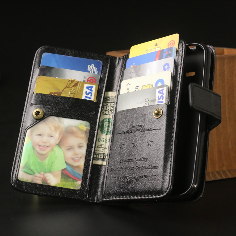 J1 Hight Quality Wallet PU Leather Case For Samsung Galaxy J1 J100 Case Flip Card Holder Phone Bags Cover with Card Slot Stand
