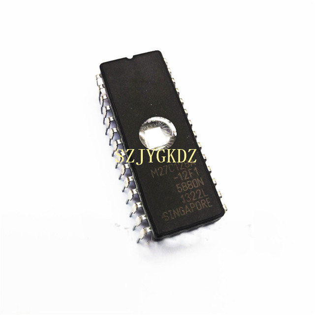 M27c128 M27c128a-12f1 27c128 Eprom 28 Memory Ic Chip M27c128-12f1