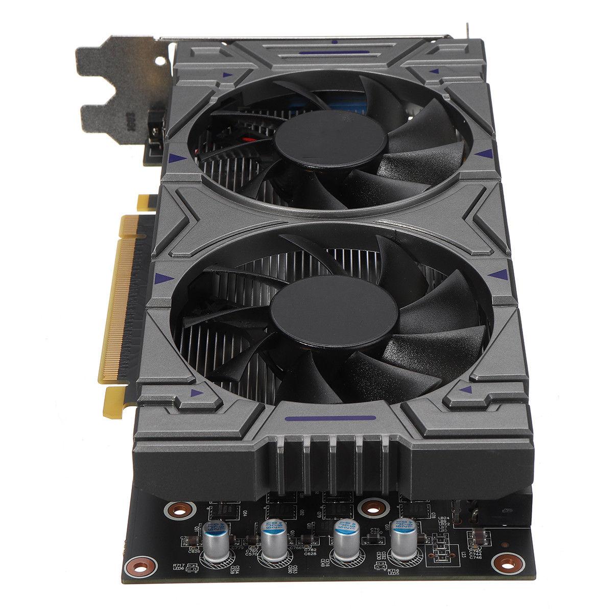 BLEL Hot GTX 1050 2GB GDDR5 128Bit VGA DVI HDMI Graphics-Card For NVIDIA GeForce
