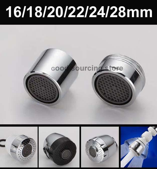 16/18/20/22/24/28mm Male Female Thread Brass Aerator