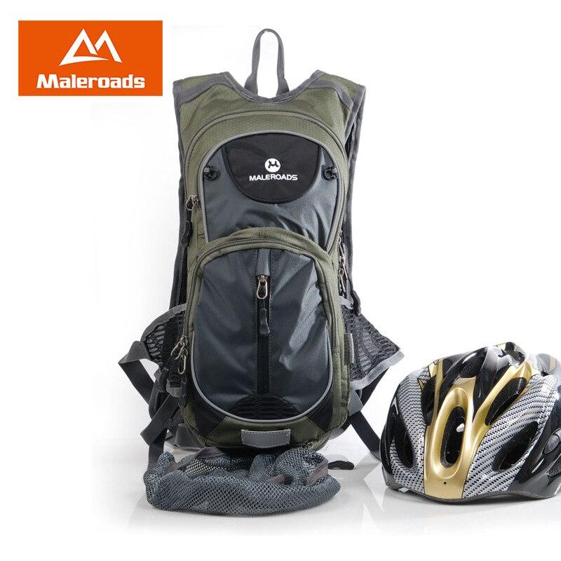 Maleroads sac de gilet de course sac de sport sac à dos de course Marathon sac à eau accessoires de course vélo Jogging sac à dos