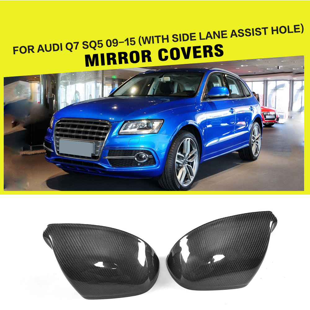 2015 Audi Sq5 Interior: Carbon Fiber Full Replacement Style Car Side Rearview