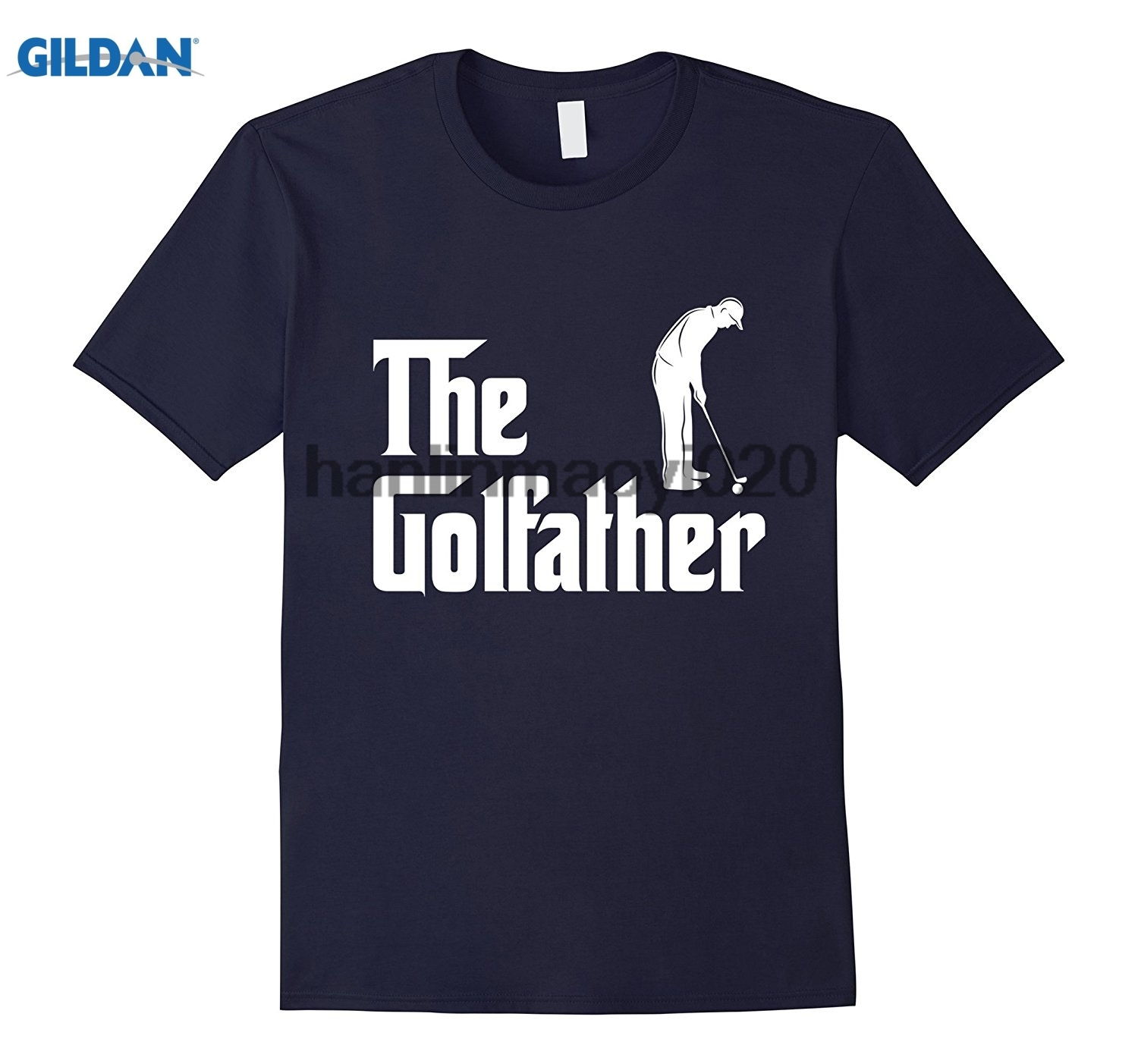 GILDAN Funny Father Love Golfing Quote Gift The Golfather T-Shirt