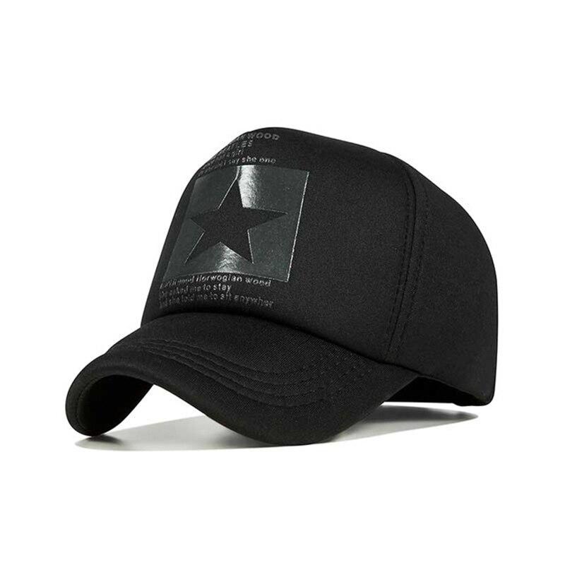 DIX-ON Adult Mesh Cap The Color Beatles Adjustable Men Women Breathable Baseball Hat for Sport