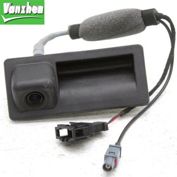 Rear View Camera 5N0827566AA Fit For Audi A4 A5 A7 Q3 Q5 RS5 RS7 S4 S5 S7 SQ5