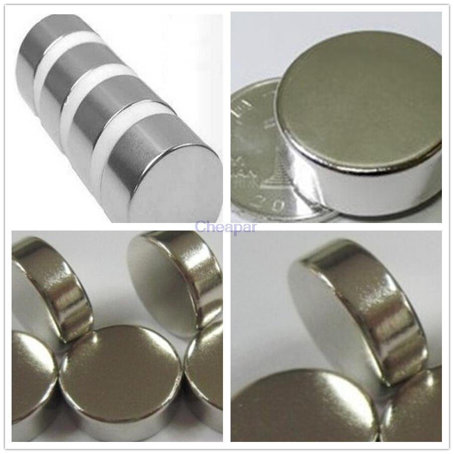 Hot Sale 2017 New Arrival N50 Strong  Round Cylinder Magnet 25mm x 20mm Rare Earth Neodymium Rare Earth NdFeB new arrival neodymium magnet imanes n35 25x10x3mm strong ring countersunk rare earth new arrival 2015 women jackets coats