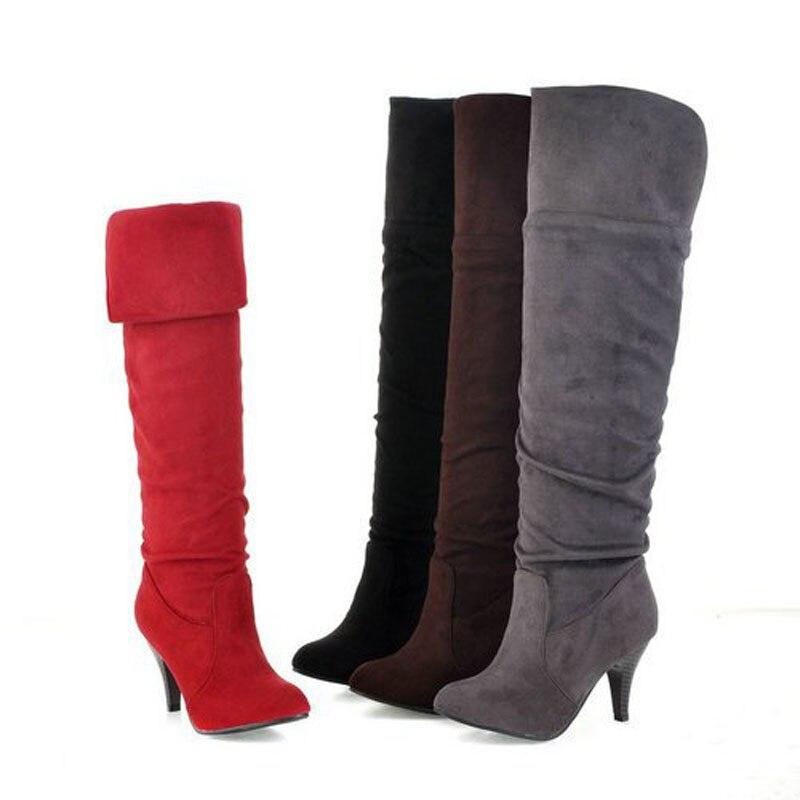 New Shoes  Big Red Heel