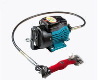 Free shipping 220 V 240 V 370W Flexible shaft Electric Sheep Goat Shearing Machine Clipper Shears Cutter Wool scissor