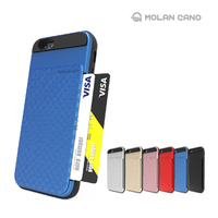 Molan Cano Phone Cases For IPhone 7 7 Plus Luxury Smart Silicone TPU PC Shell Plastic